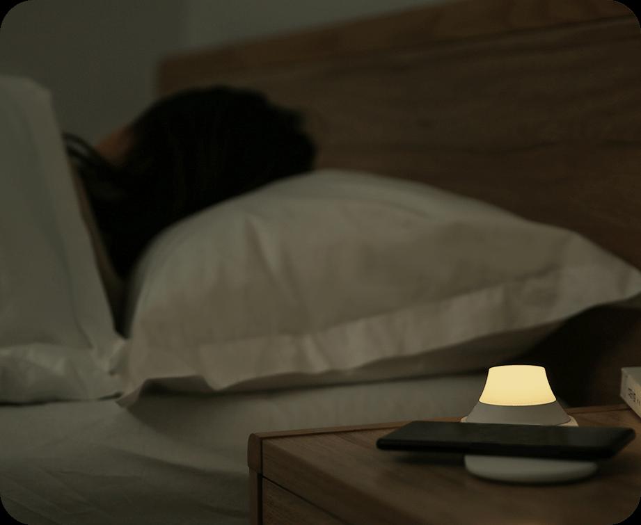 Wireless Charging Nightlight