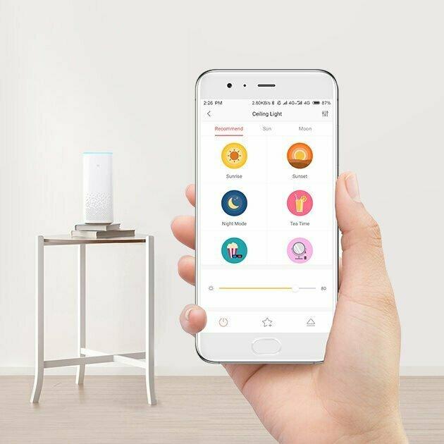 Yeelight LED Ceiling Light phone
