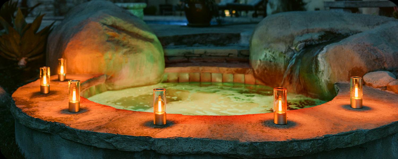 Candela Lamp